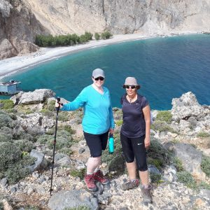 Crete, Hiking in the White Mountains 2