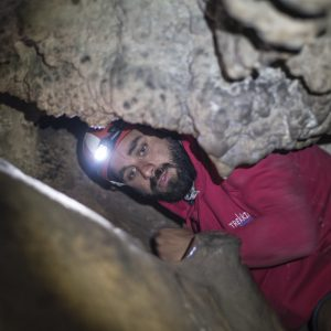 Caving Mt Parnitha Athens 3