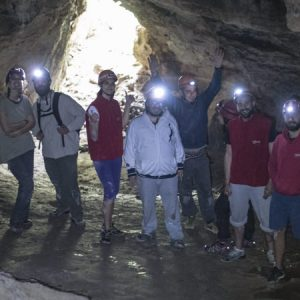 Caving Mt.Parnitha 4