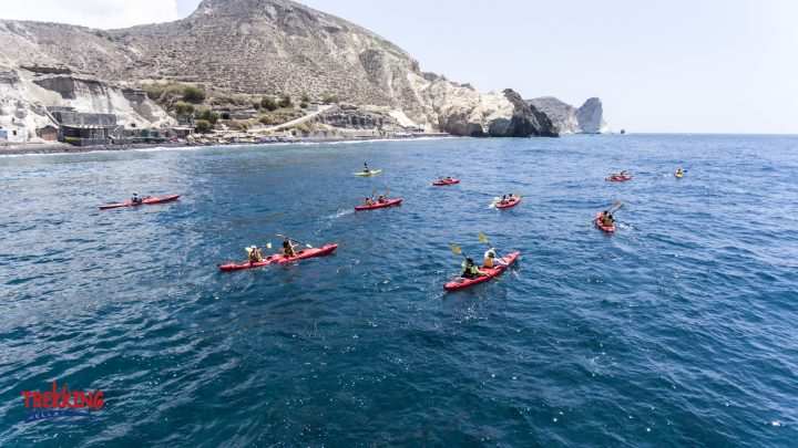 Greek Islands Multisport (Paros, Naxos, Santorini)