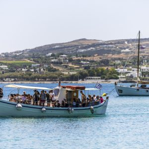 Greek Islands Multisport (Paros, Naxos, Santorini) 20