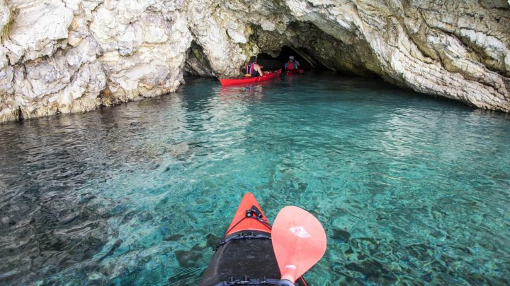 8 Day Ionian Sea Kayaking Trip 10