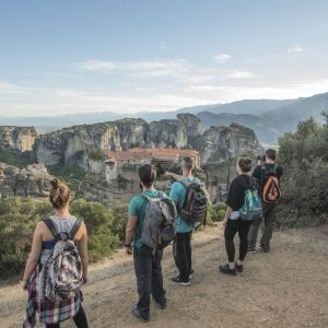 Meteora hiking tour 7