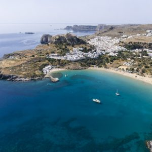 Sea Kayak Rhodes – Discover Lindos – Full Day