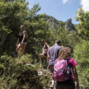 Trekking in Lousios Gorge 3