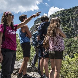 Trekking in Lousios Gorge 7
