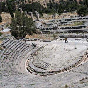Athens to Delphi: Hike & History Day Tour