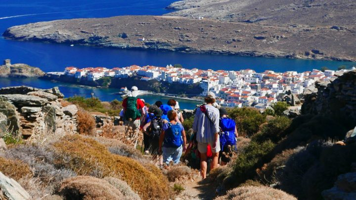 Authentic Islands Hiking (Andros, Tinos) 14