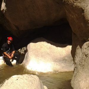 Deos Canyoning, Metsovo 2