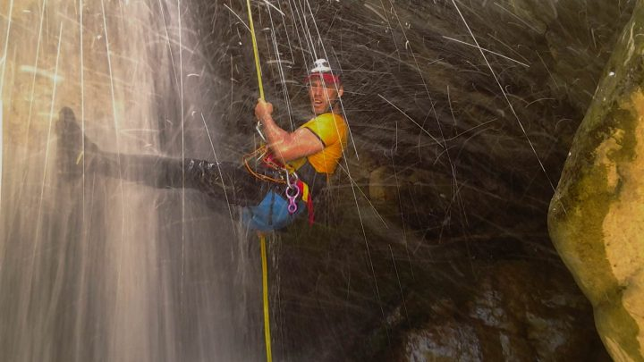Deos Canyoning, Metsovo 3
