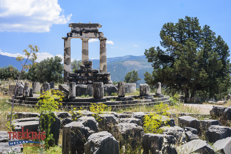 Private day tour to Delphi 9 July 2019 Dee Dee Pearce x8 - Trekking