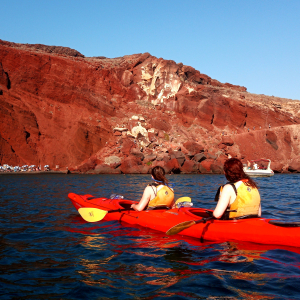 Morning Sea Kayak & Snorkel with Lunch