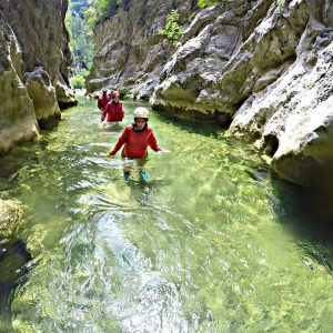 River Trekking Bolovinena Canyon, North Evia 1