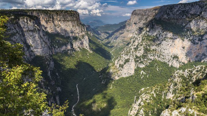Vikos Gorge Crossing 13