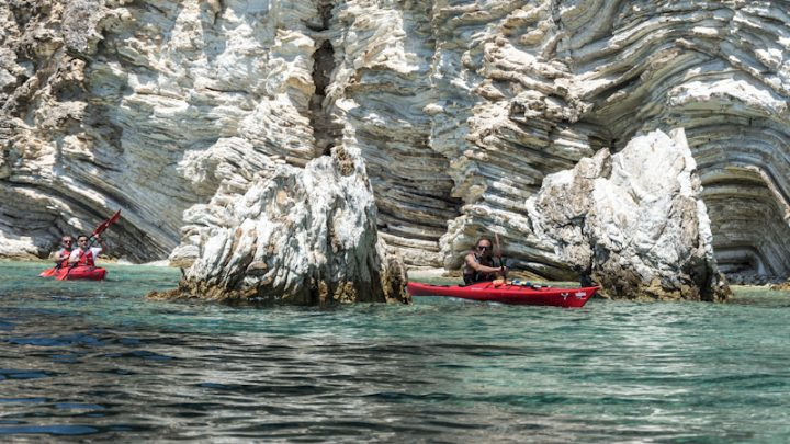 8 Day Ionian Sea Kayaking Trip 21