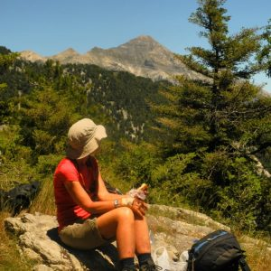E4 Trail Mt.Taygetus Self  Guided