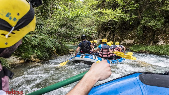 Rafting & Hiking Experience