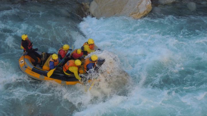 Rafting Τρικεριώτης