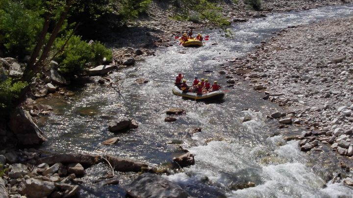 Rafting Τρικεριώτης Α'