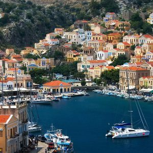 Sail and Hike Dodecanese 1