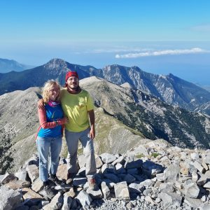 E4 Trail Mt.Taygetus Self  Guided 10