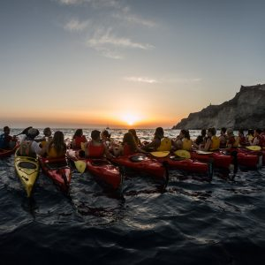 Sunset Sea Kayak Tour 16