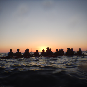 Sunset Sea Kayak Tour 1