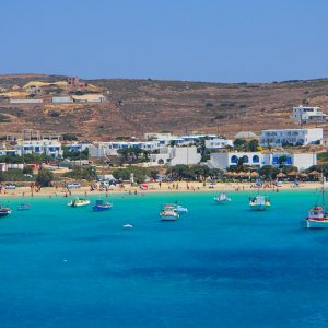 Sailing in the Small Cyclades 9
