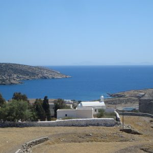 Sailing in the Small Cyclades 8