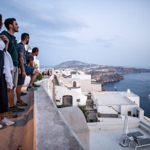 The only night hike in Santorini 8