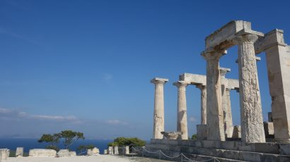 Aegina Self Guided Hiking Tour